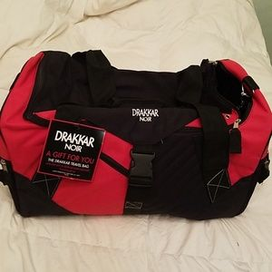 Drakkar Noir Travel Duffle bag df0607e5ba6f7